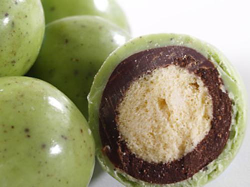 Mint Cookie Malted Milk Balls