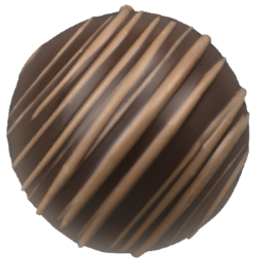 Dark Amaretto Truffle