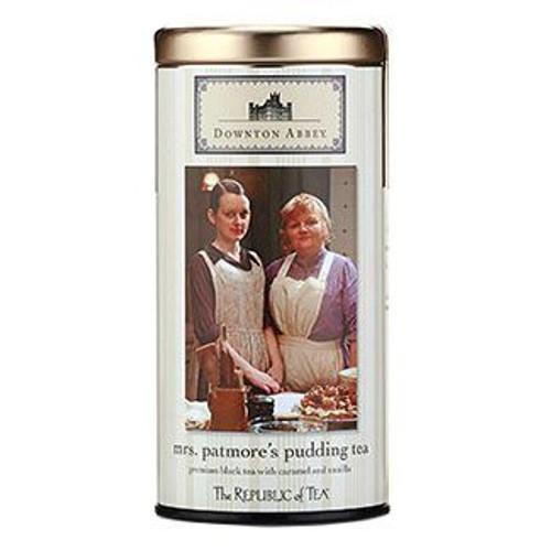 Mrs. Patmore's Pudding Tea Tin