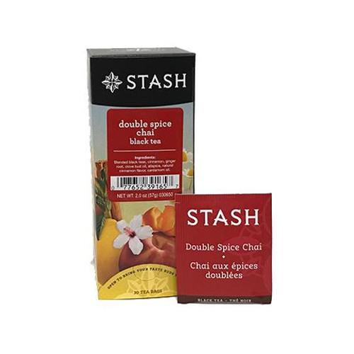 Stash Double Spice Chai Tea Bags