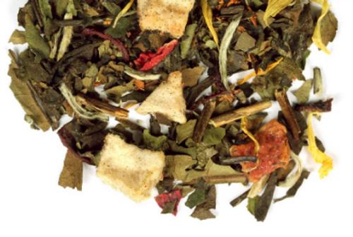 White Fuzzy Navel Loose Tea