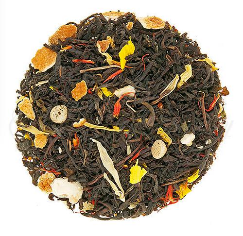 Chocolate Orange Black Loose Tea