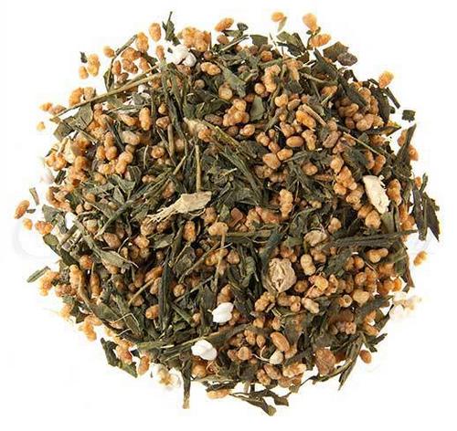 Genmaicha Chai Loose Tea