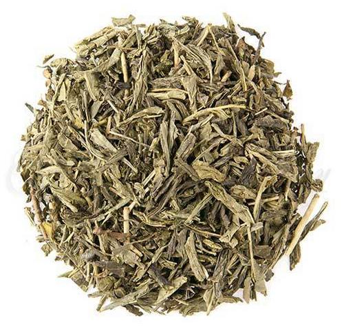 Sencha Green Decaf Loose Tea