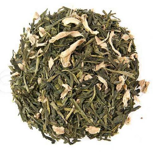Ginger Green Loose Tea