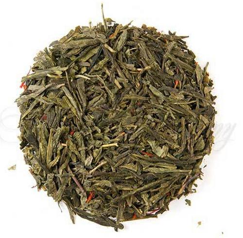 Hermes Orange Green Loose Tea