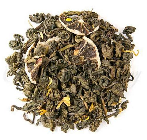 Lemon Green Loose Tea