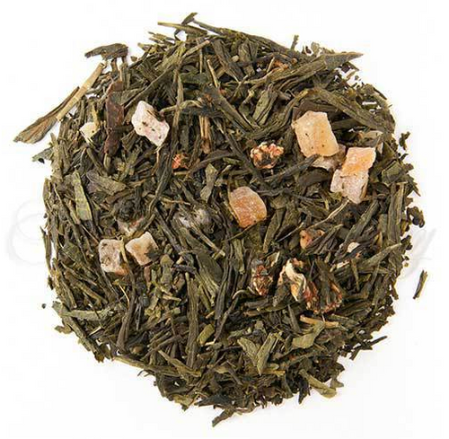 Long Island Strawberry Green Tea