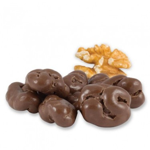 milk chocolate walnuts