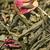 sencha Kyoto cherry rose green loose tea