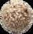 White chocolate cappuccino truffle