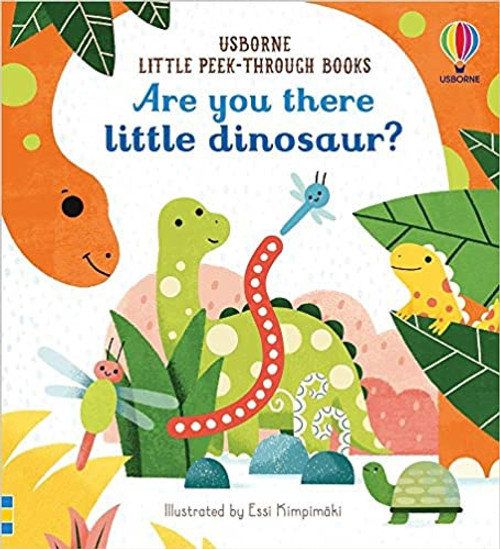 Are You There, Little Dinosaur?