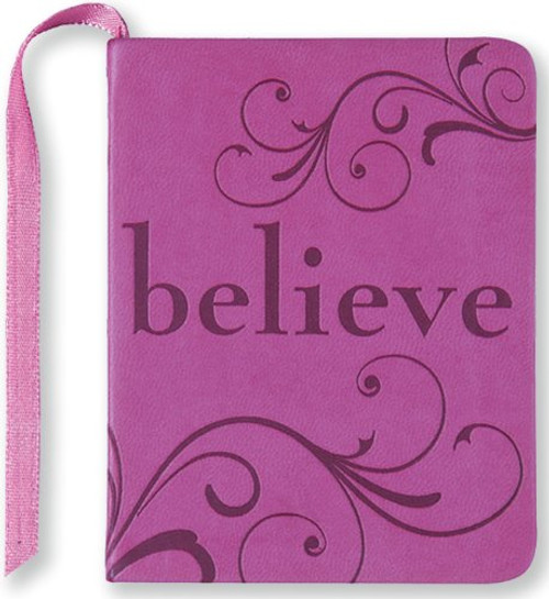 Believe - Mini Book with Gift Card Holder