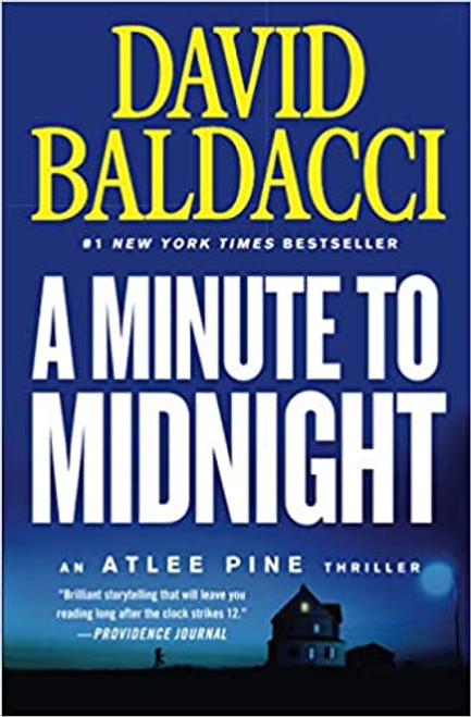 Atlee Pine #2: Minute to Midnight