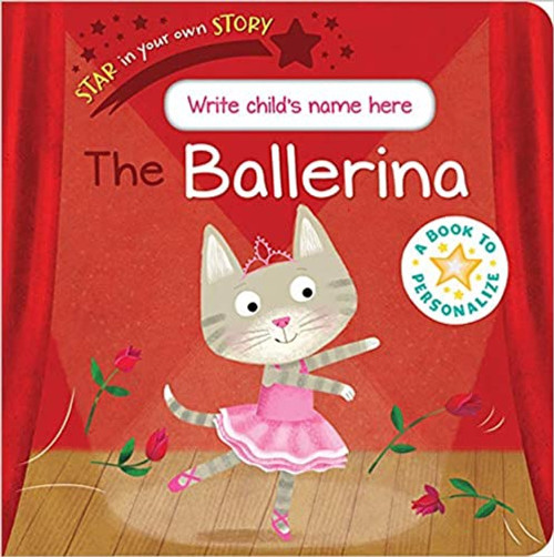 Add Your Name: The Ballerina