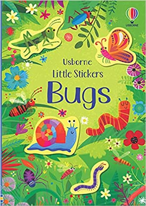 Little Stickers: Bugs