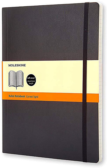 Classic Soft Notebook - Large