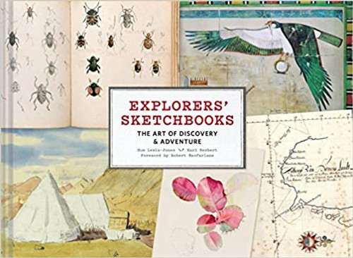 ZZDNR_Explorers' Sketchbooks: The Art of Discovery and Adventure