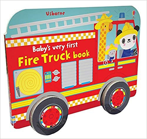 Baby's Very First: Fire Truck Book