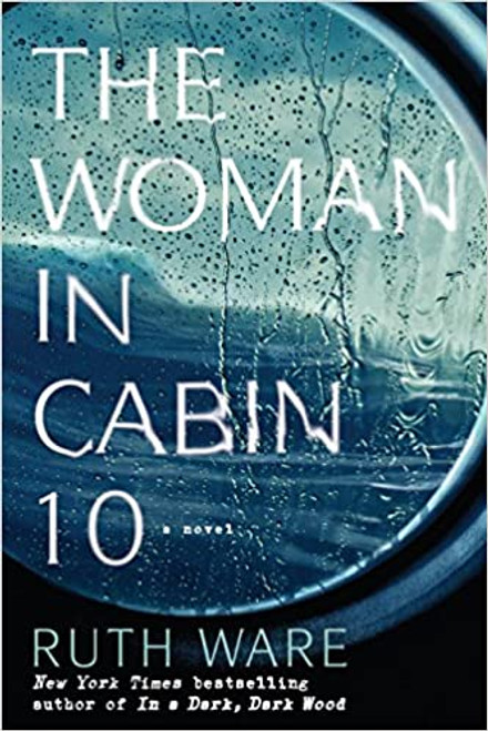Woman in Cabin 10, The - LARGE PRINT