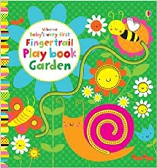 Baby's Very First Play Book: Garden
