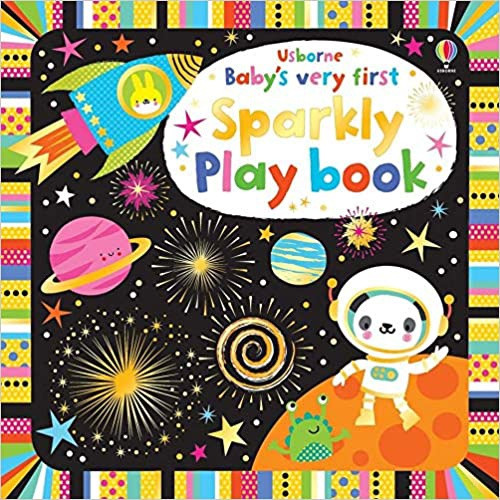Baby's Very First: Sparkly Play book