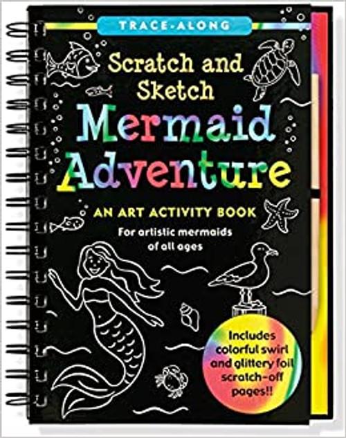 Scratch and Sketch: Mermaid Adventure