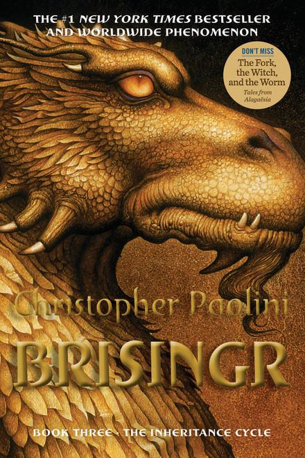 Inheritance Cycle #3: Brisingr
