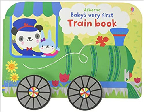 Baby's Very First: Train Book