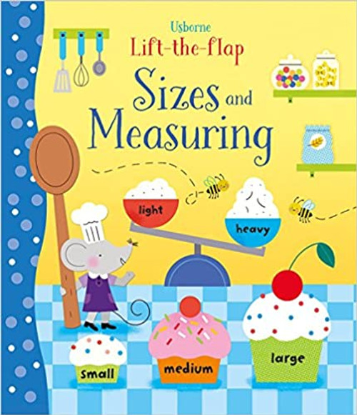 Lift the Flap: Sizes and Measuring