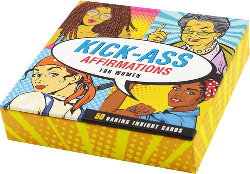 Kick-Ass Affirmations for Women