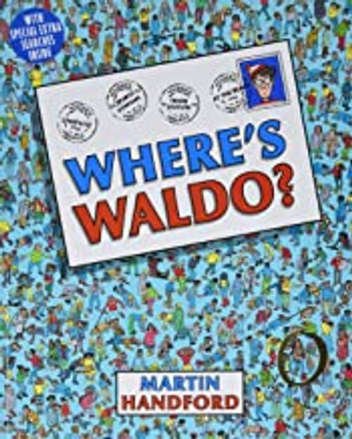Where's Waldo? Paperback