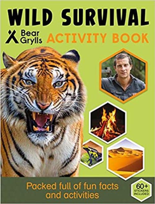 Bear Grylls: Wild Survival Activity Book