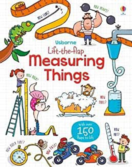 Lift the Flap: Measuring Things