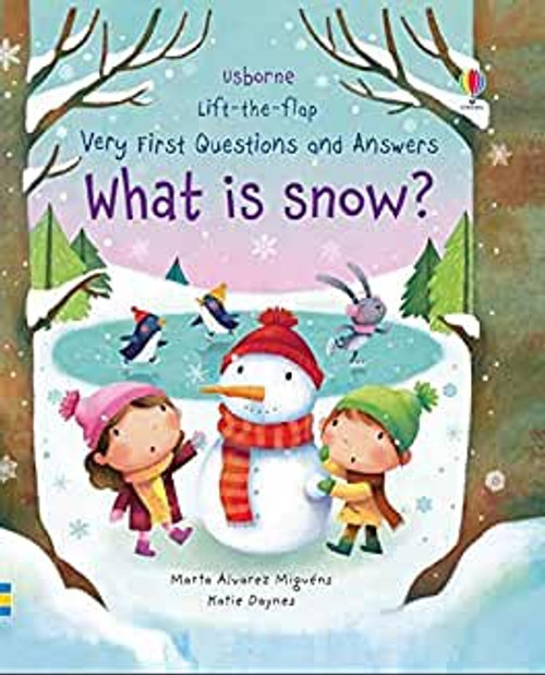 Lift the Flap: What is Snow?