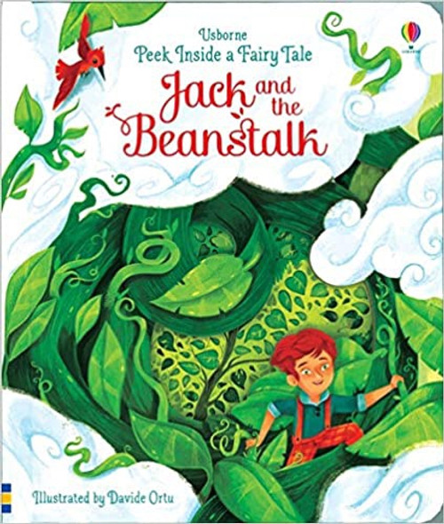 Peek Inside a Fairy Tale: Jack and the Beanstalk