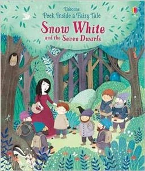 Peek Inside a Fairy Tale: Snow White and the Seven Dwarfs