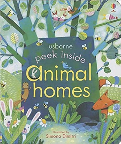 Peek Inside: Animal Homes