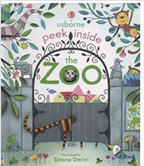 Peek Inside: Zoo