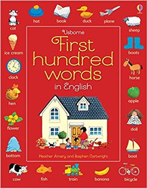 First Hundred Words: English