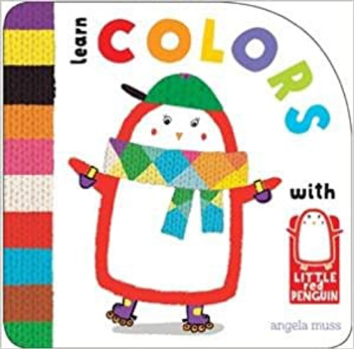 Little Red Penguin: Learn Colors