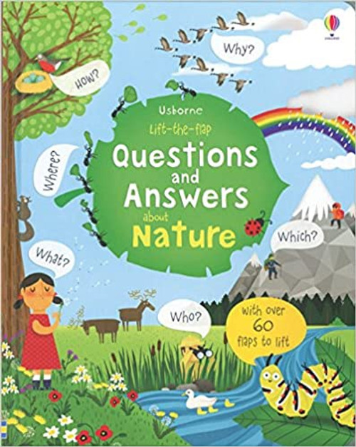Lift the Flap: Questions and Answers About Nature