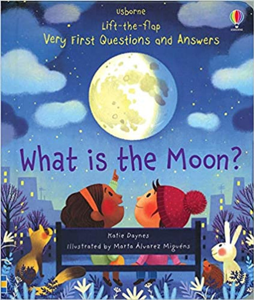 Lift the Flap: What is the Moon?
