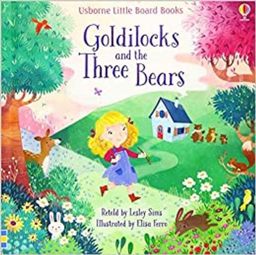 Little Board Book: Goldilocks and the Three Bears