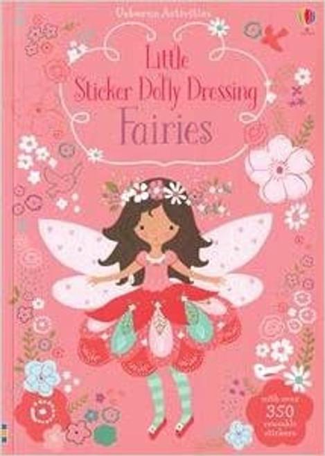 Little Sticker Dolly Dressing: Fairies