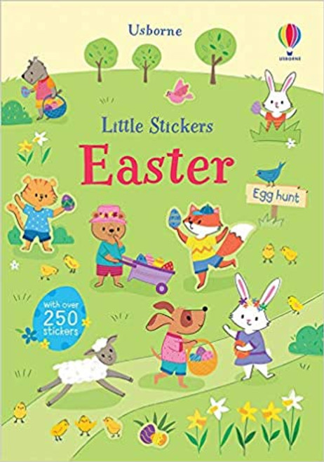 Little Stickers: Easter