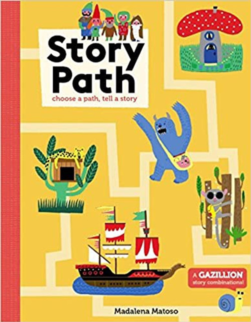 Story Path:  Choose a Story, Tell a Story