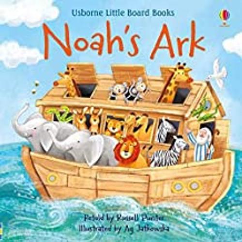 Little Board Book: Noah's Ark