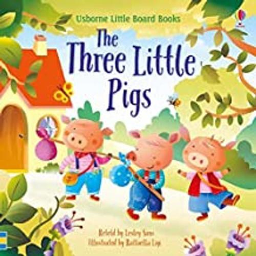 Little Board Book: Three Little Pigs