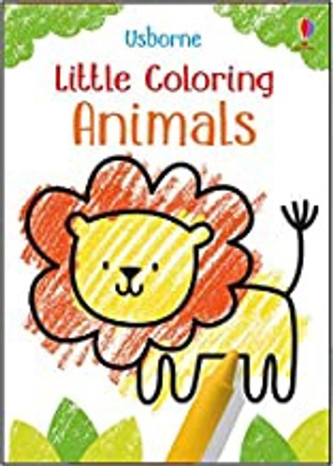 Little Coloring Book: Animals